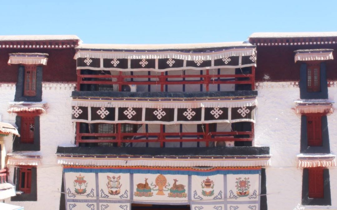 Visita a Lhasa