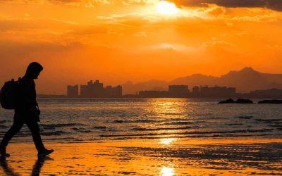 Playa de BEITAIHE 北戴河