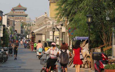 Los hutong o callejuelas de Beijing