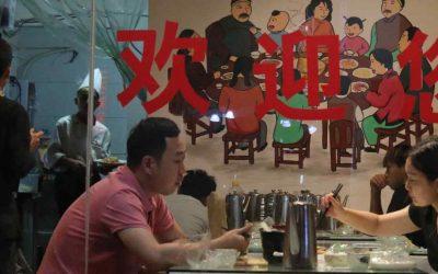 Las cocinas de las regiones de China