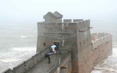 Shanghaiguan y la Gran Muralla