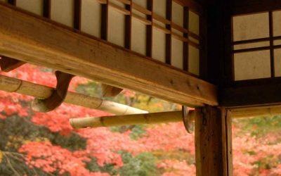 Templo Shisendo en Kioto