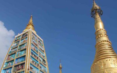 Viajar a Yangon, capital de Myanmar