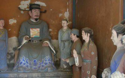 Una descripción del infierno taoista: Templo Dongyue de Beijing