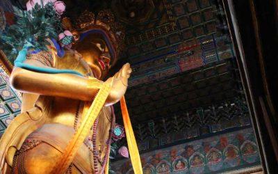 El Templo de los Lamas en Beijing