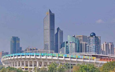 La ciudad de Cantón, el motor del sur de China