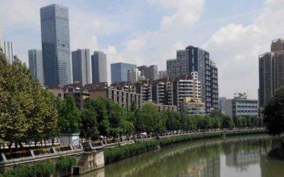 La Ciudad de Chengdu