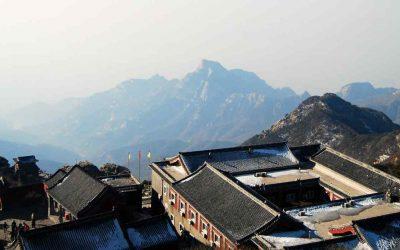 La montaña Taishan, la más sagrada de China