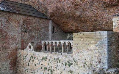 San Juan de la Peña y la leyenda del santo Grial