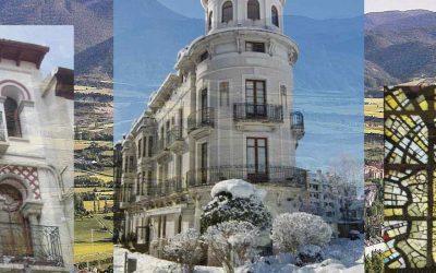 Arquitectura modernista en Jaca