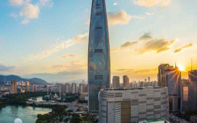 Historia moderna de Corea