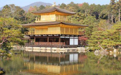 El Templo Dorado o Kinkakuji