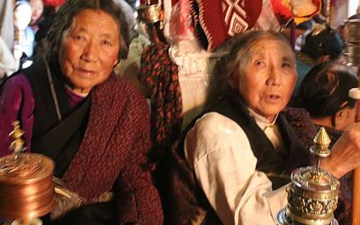 Festivales tradicionales tibetanos