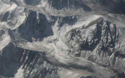 Montañas sagradas del Tíbet
