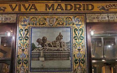 El Barrio de las Letras de Madrid