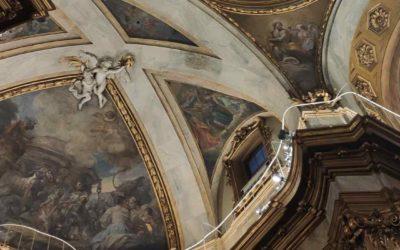 La Basílica pontificia de San Miguel