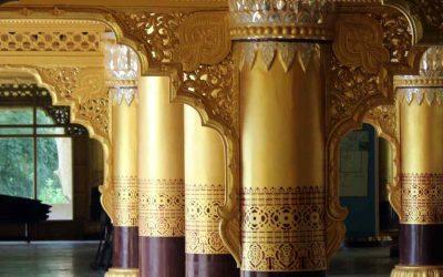 Palacios y remplos de Bago, antigua capital de Myanmar