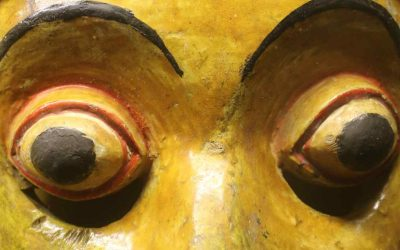 Máscaras de Sri Lanka