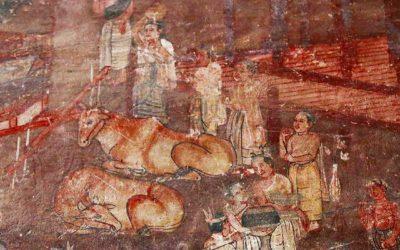 Pintura tradicional de Myanmar