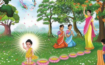 Lumbini, nacimiento de Buda en Nepal