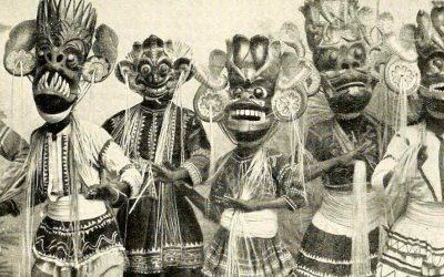 Bailes tradicionales de Sri Lanka