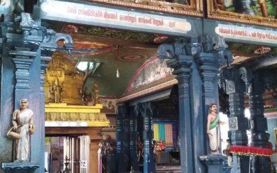 Templo Sri Kailasanathar en Colombo