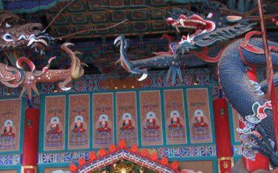 El Templo Yuantong de Kunming
