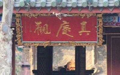 Zhenqing, el mayor templo taoísta de Kunming