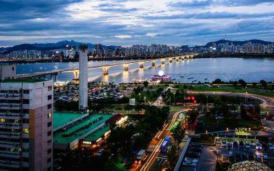 Presentando a Seul, la capital de Corea