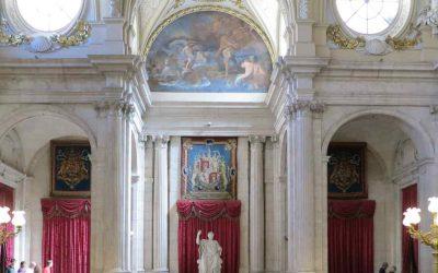 Las mejores salas del Palacio Real