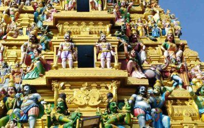 Arquitectura hinduista en Sri Lanka