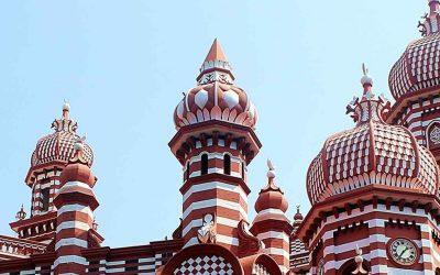 Las más bellas mezquitas de Sri Lanka