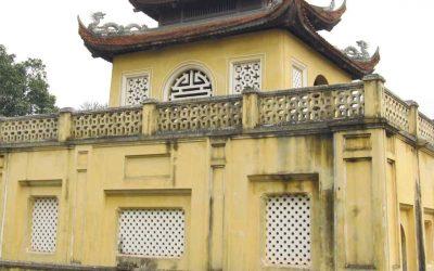La Ciudadela Imperial de Hanoi