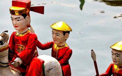 El teatro tradicional de Vietnam