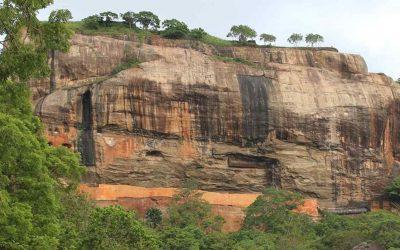 Sigiriya, la Roca del León, palacio del rey rebelde