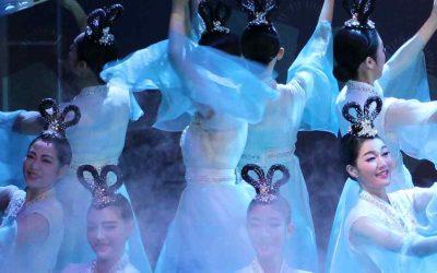 Música y danza en Corea