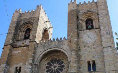 La catedral sé de Lisboa
