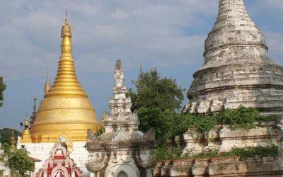 Las pagodas budistas de Myanmar