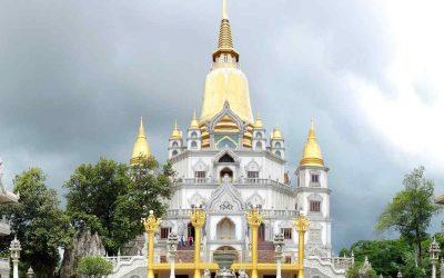 La religión Tam Giao de Vietnam