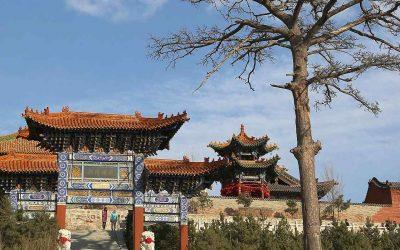 La antigua ciudad de Taiyuan, la puerta a los pueblos del noroeste