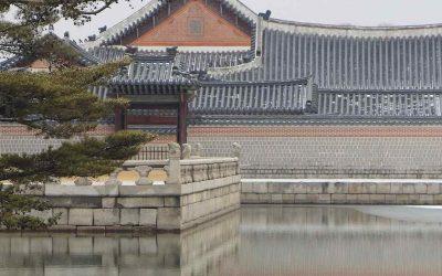 El palacio de Gyeongbokgung: residencia imperial de Corea