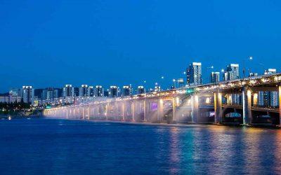 Seul: los barrios modernos al sur del río Han