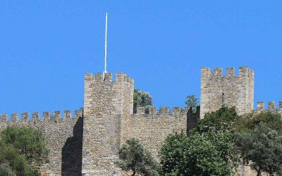 El castillo de San Jorge, la fortaleza en el corazón de Lisboa