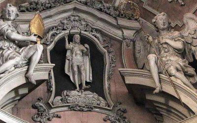 Iglesia y mirador de Nuestra Señora de la Gracia