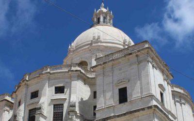 El Panteón Nacional de Lisboa, la cúpula más bella