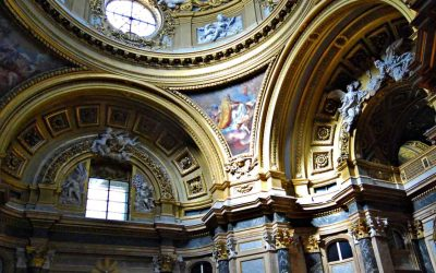 La Capilla Real, un tesoro del Palacio Real de Madrid