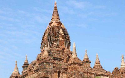La ciudad santa de Bagan, la maravilla de Myanmar