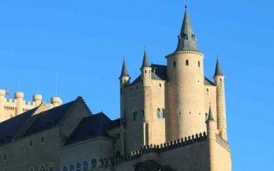El Alcázar de Segovia, el palacio de los cuentos de hadas