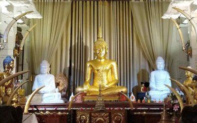 El Templo del Diente en Kandy, el lugar más sagrado de Sri Lanka