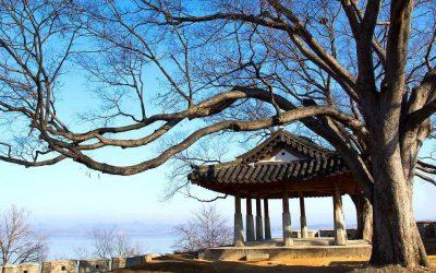 La isla imperial de Ganghwado en Corea